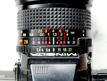 DOF-indicator